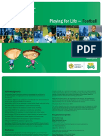 soccer primary lesson plans