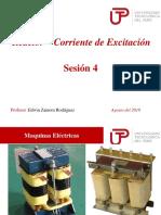 Maquinas Electricas - Sesión 4