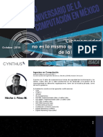 06 ISACA H PEREZ - Ciberseguridad vs Seg Inf