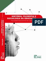 Livro - Historia, Filosofia e Sociologia da Educacao.pdf