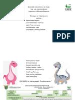 proyecto dinosaurios