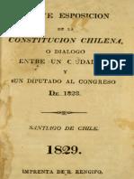 Constitución 1820