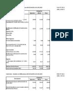 Plantilla Analisis Costo Unitario