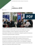 ¡Éxito Total en RefriAméricas 2019! _ Climatización y Refrigeración - ACR Latinoamérica