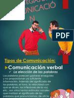 Habilidades y Estrategias de Comunicación 19-02-2019