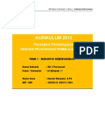 RPP k13 kls 4 SD