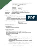 Rencana Pelaksanaan Pembelajaran Matematika KTSP Sem 2