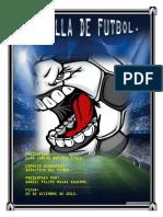 Cartilla de Futbol