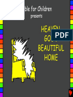 Heaven Gods Beautiful Home English