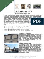 Programma Varese - ART NOUVEAU WEEK 2019