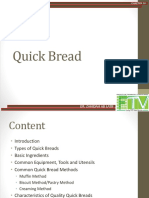 Chapter 10 - Quick Bread