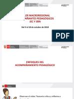 PPT 5_MARTES_Enfoques y Modalidades Del Acompañamiento