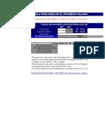 Plantilla Indexacion Promedio Salarial Ultimo Aboxls