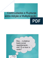 Estruturas Multiplicativas