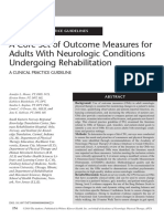 A Core Set of Outcome Measures for Adults With.10