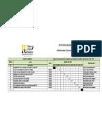 Cronograma de Capacitaciones Comite Copasst 2018