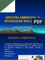 Gestión Ambiental y Diversidad Biológica