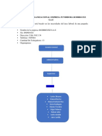 Diagnostico Organizacional Empresa Fundidora Rodriguez s.a.s