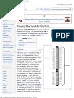 ISA. Industry Standard Architecture - Wikipedia, La Enciclopedia Libre