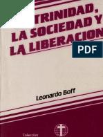 boff, leonardo - la trinidad la sociedad y la liberacion.pdf