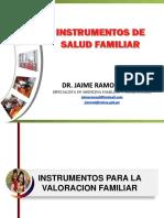 Instrumentos de Salud Familiar