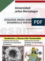 4ta Clase Medio Ambiente y Desarrollo Sostenible