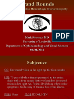 2014 08 01 Peripheral Exudative Hemorrhagic Chorioretinopathy Mark Sherman