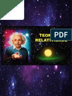 Cartilha de Física - RELATIVIDADE