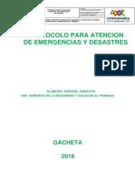 Protocologo Emergencias