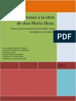 Aproximaciones a la obra de Ana María Shua