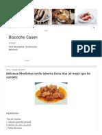 Recetas Prácticas de Culinaria_ Moelitas Deliciosas a La Moda de La Tasca de D. Ana (Las Mejores Que Ya Comemos)