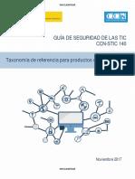 CCN-STIC-140 Taxonomia de Referencia Productos Seguridad Tic (1)