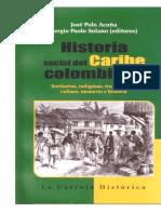 Libro Historia Social Del Caribe Colombiano PDF
