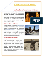 Monografia de Tacna