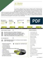 Sample Resume - Banking 1.pdf