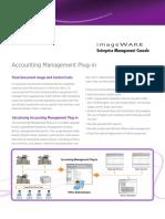 Canon Iwemc Accounting Management Plug in Folleto