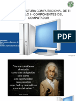 Tema 1-Componentes Del Computador