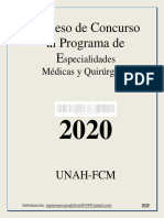 Postgrados.clinicosyQuirurgicos.fcm.UNAH.2019.5.22