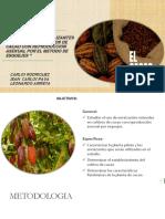 Evaluacion de Enraizantes Naturales en Cultivos De