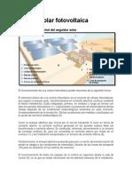 Central fotovoltaica Rubi Ing Picon