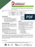 Circolare n.19 Riduzione Premi Inail Modello OT24