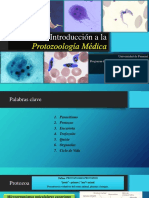 Introducción a La Protozoología Médica