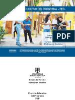 Proyecto Educativo Del Programa Esc Derecho