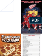 07RedWings Team Guide