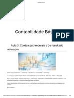 Aula 3 - Contas patrimoniais e de resultado.pdf