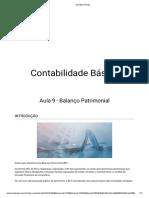 Aula 9 - Balanço patrimonial.pdf
