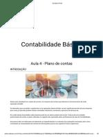 Aula 4 - Plano de contas.pdf