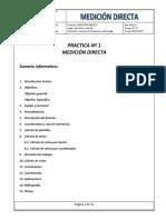 Proyecto Medicion Directa