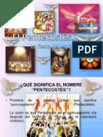 Diapositivas Del Pentecostés