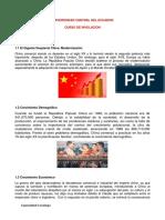 Ensayo - El Gigante Despierta China (1)